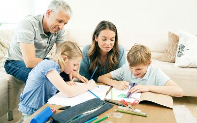 Con cuotas mínimas de $200.000 mensuales puede asegurar la educación de su hijo